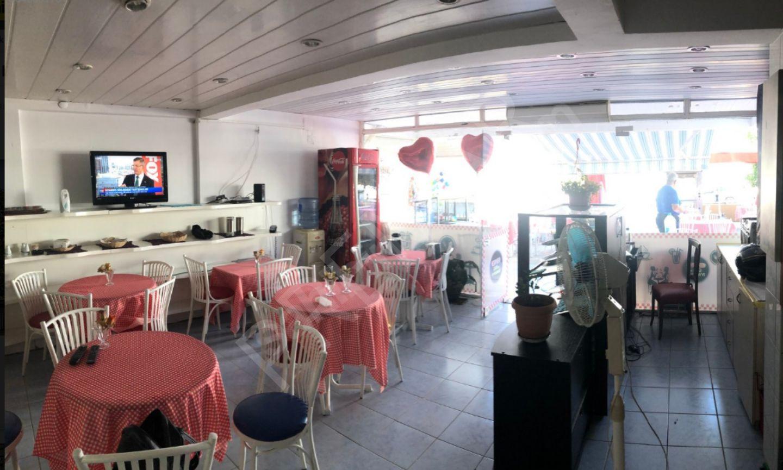 Premar Adalya'dan Kiralık Cafe, Lokanta, İşyeri