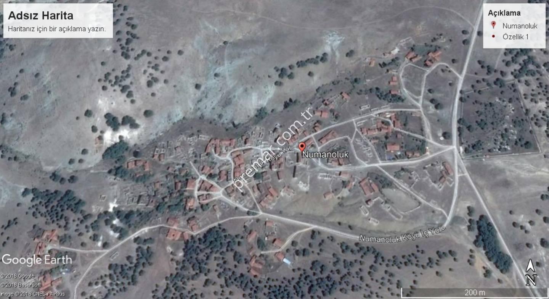 Eskişehir Seyitgazi Numanoluk Mahallesinde Satılık Arsa