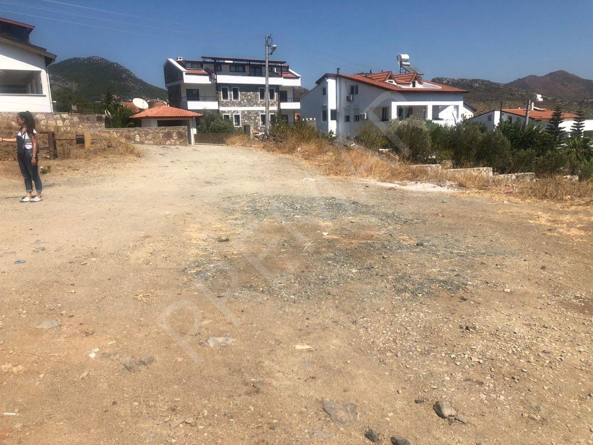 Premar Datça Karaincir'de 4 Adet Deniz Manzaralı İkiz Villalar