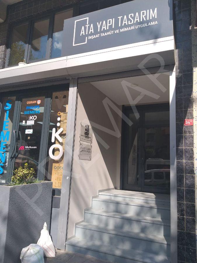 Seyrantepe Cadde Üzeri Hazır Kiracılı Dükkan