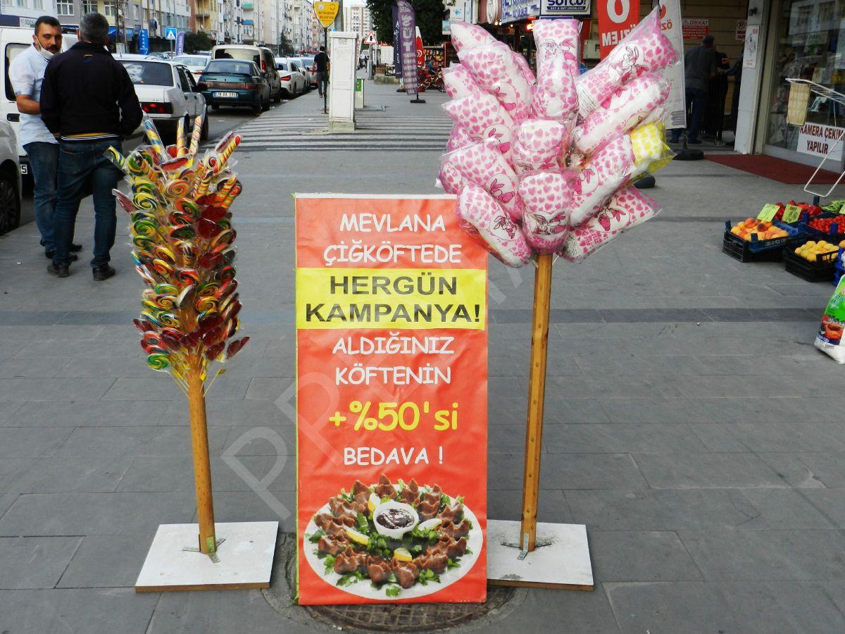 Premar'dan Mevlanada Devren Satılık Çğköfte Dükkanı