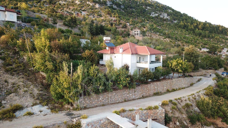 Satılık Yayla Evi Villa Eşyalı