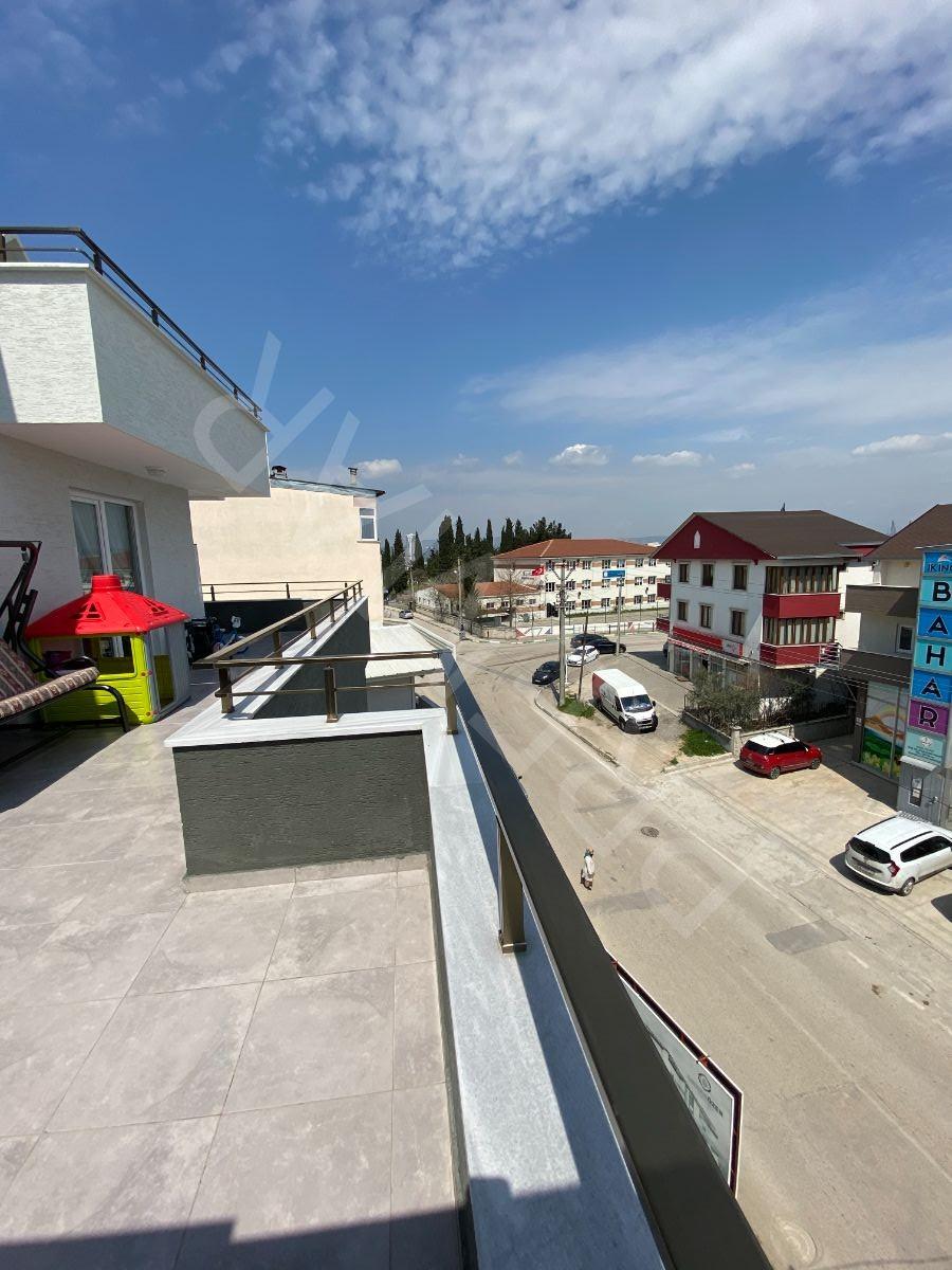 Bursa Nilüfer Minareliçavuş Sıfır Binada Değerlenn Bölgede Dubleks Daire