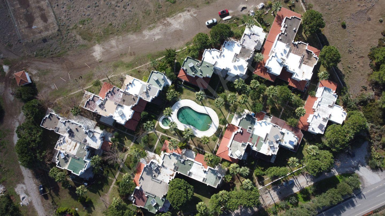 Premar Datça Denize Sıfır Havuzlu Sitede 2+1 Dubleks Ev