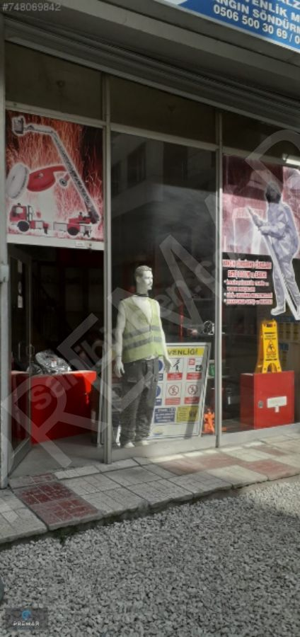 Yangın Söndürme Dükkanı