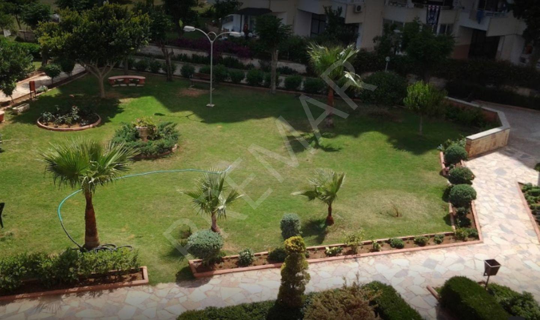 Premar Fa Emlak'dan Soli Center Civarı Site İçinde Uygun Eşyalı 2+1