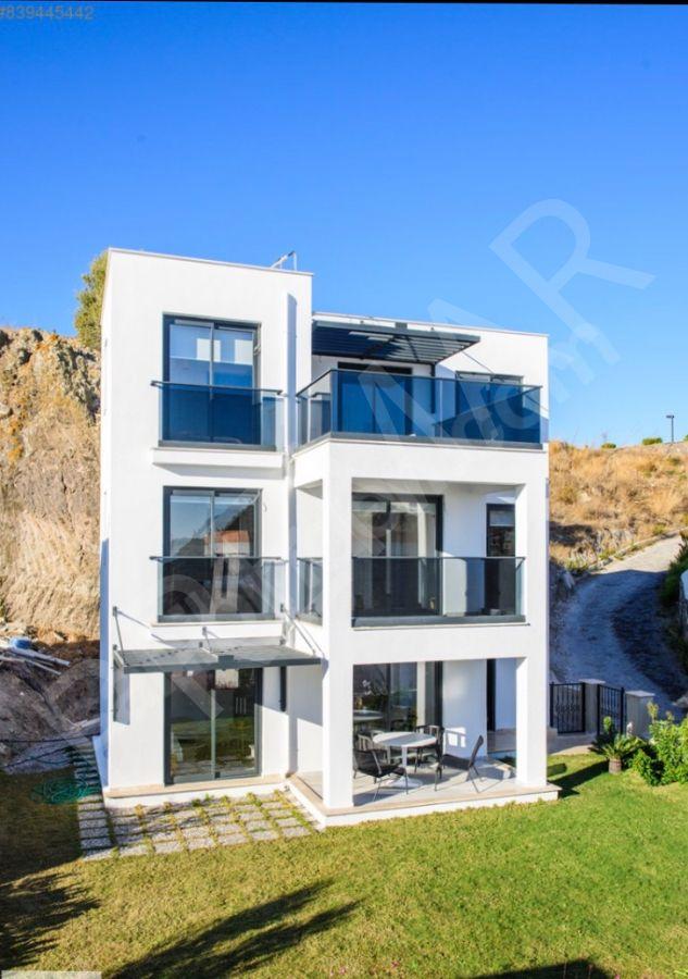 Gündoğan O2 Evleri Deniz Manzaralı Müstakil Villa
