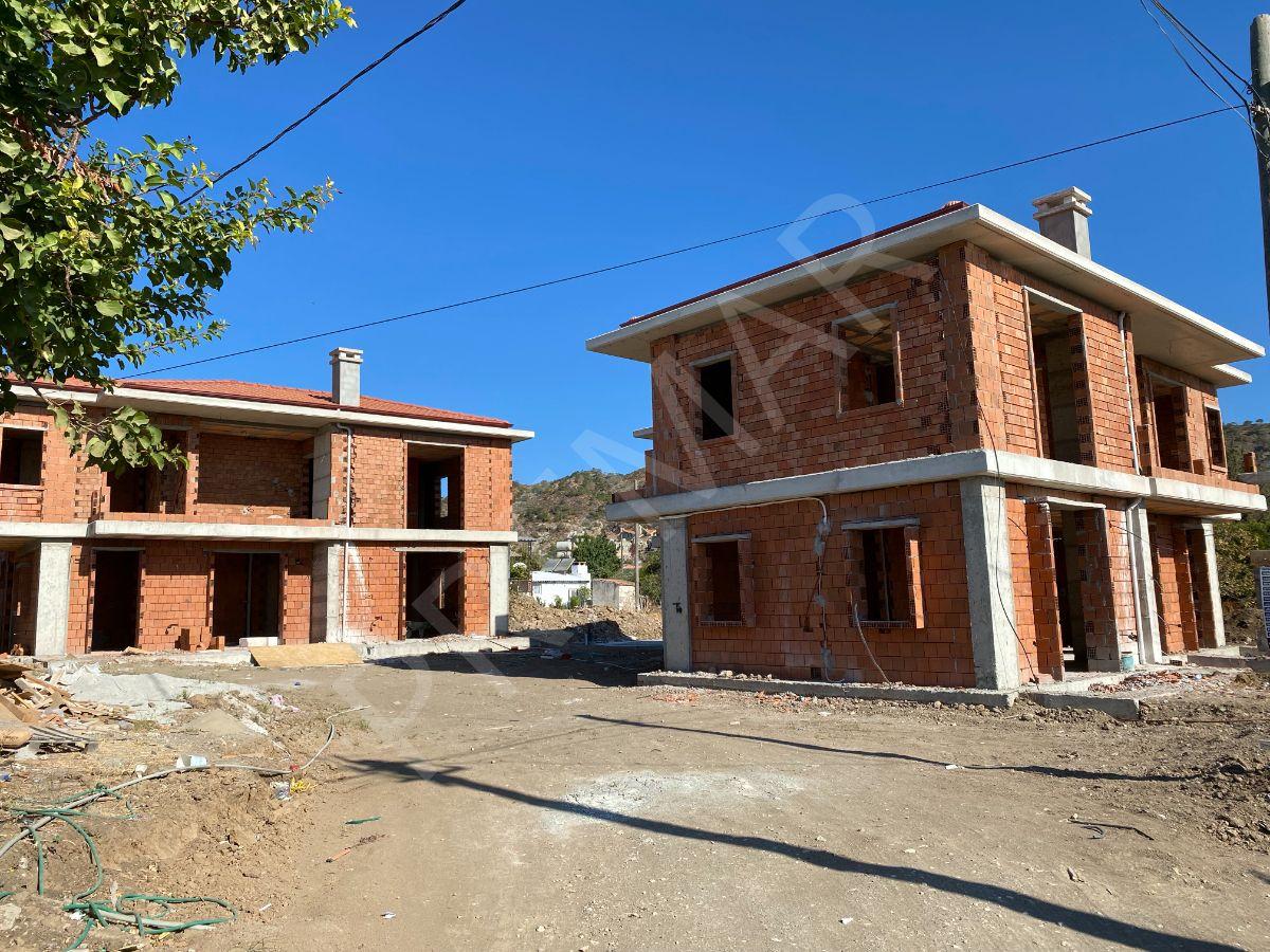 Premar Datça Kızlan'da 4+1 Bahçeli Tam Müstakil Villa