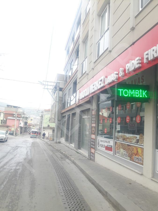Muhittin Erener İn En İşlek Caddesinde Satılık Dükkan