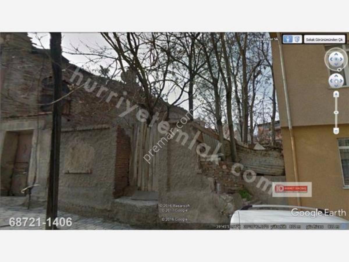 Eskişehir Odunpazarı Akçağlan Mahallesinde Satılık Arsa