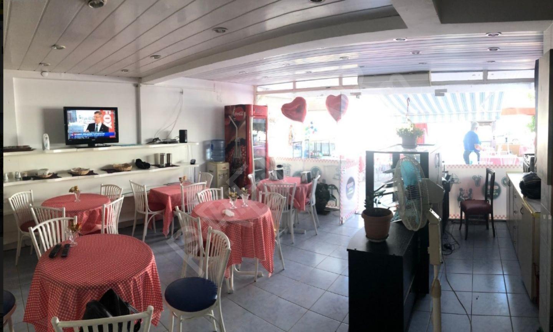 Premar Adalya'dan Satılık Cafe, Lokanta, İşyeri