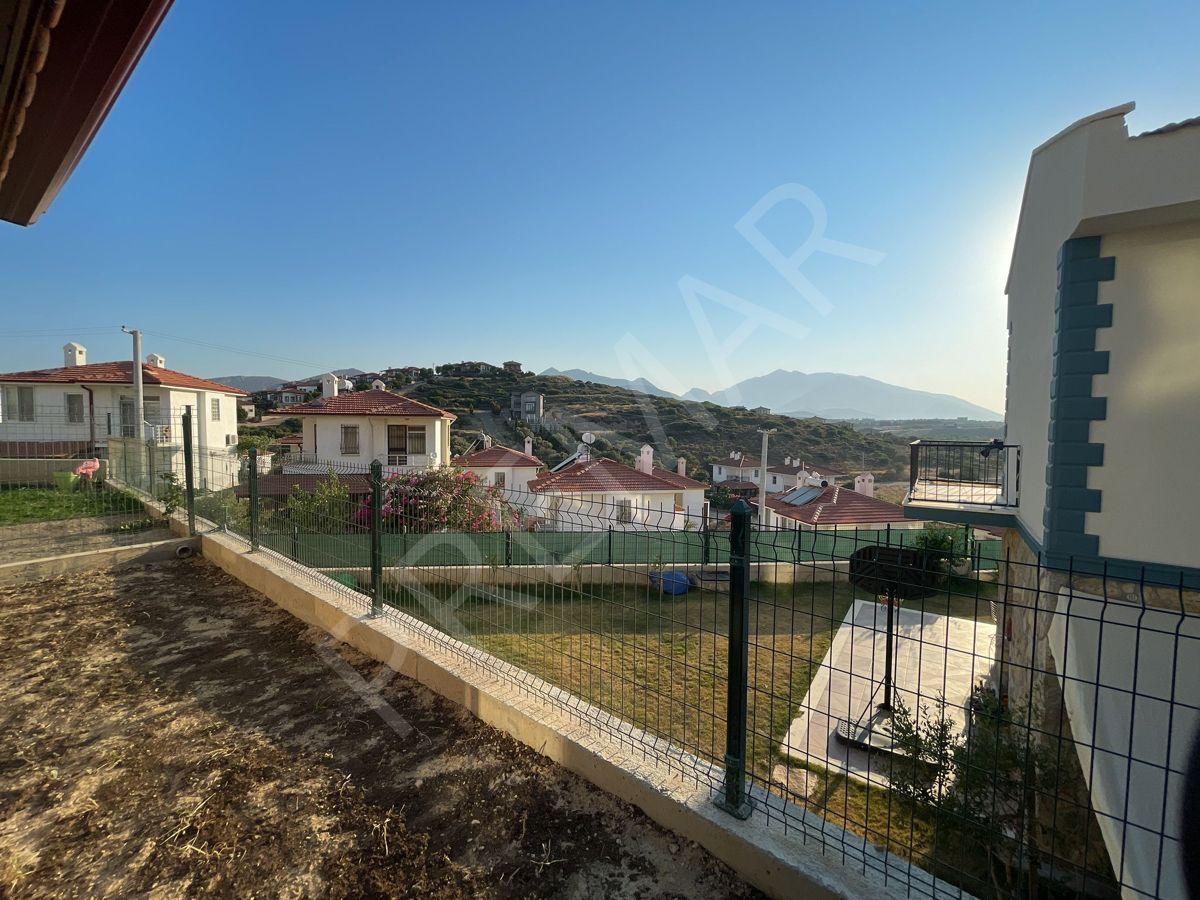 Premar Datça Burgaz'da 2+1 Bahçeli Müştemilatlı İkiz Müstakil