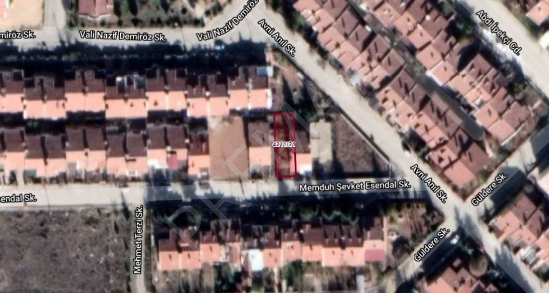 Sultandere 75 Yıl Mahallesinde Satılık Arsa