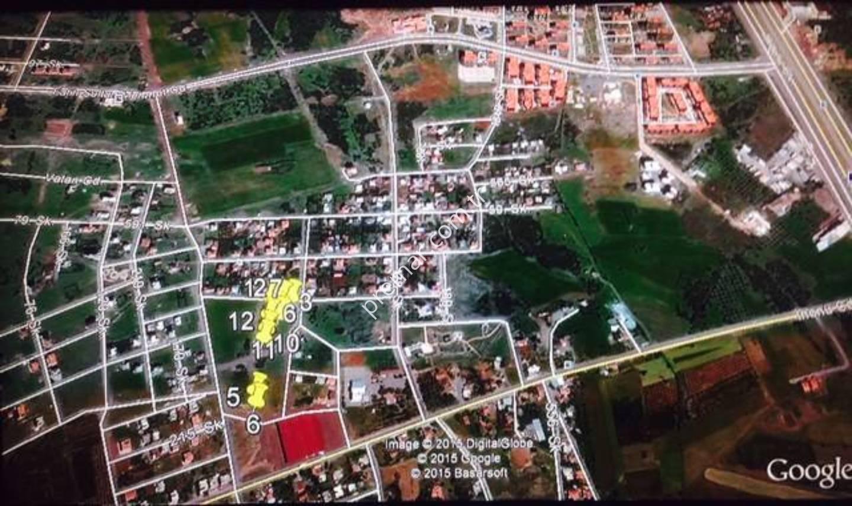 Antalya Döşemealtı'nda Satılık İmarlı Arsa