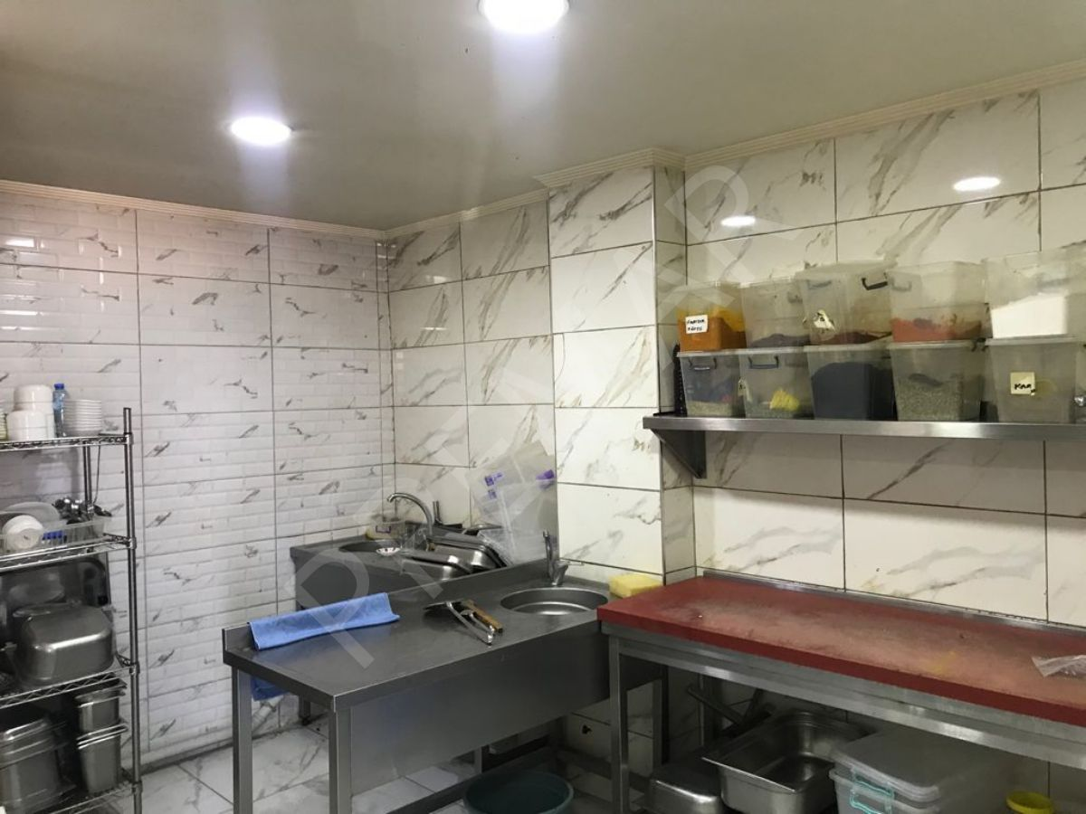 Cadde Üzerinde Devren Kiralık Restoran - Lokanta