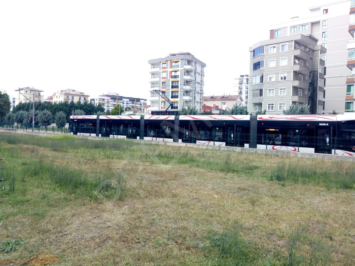 Premar'dan Tramvay Yoluna Cephe 3+1 Dublex Daire