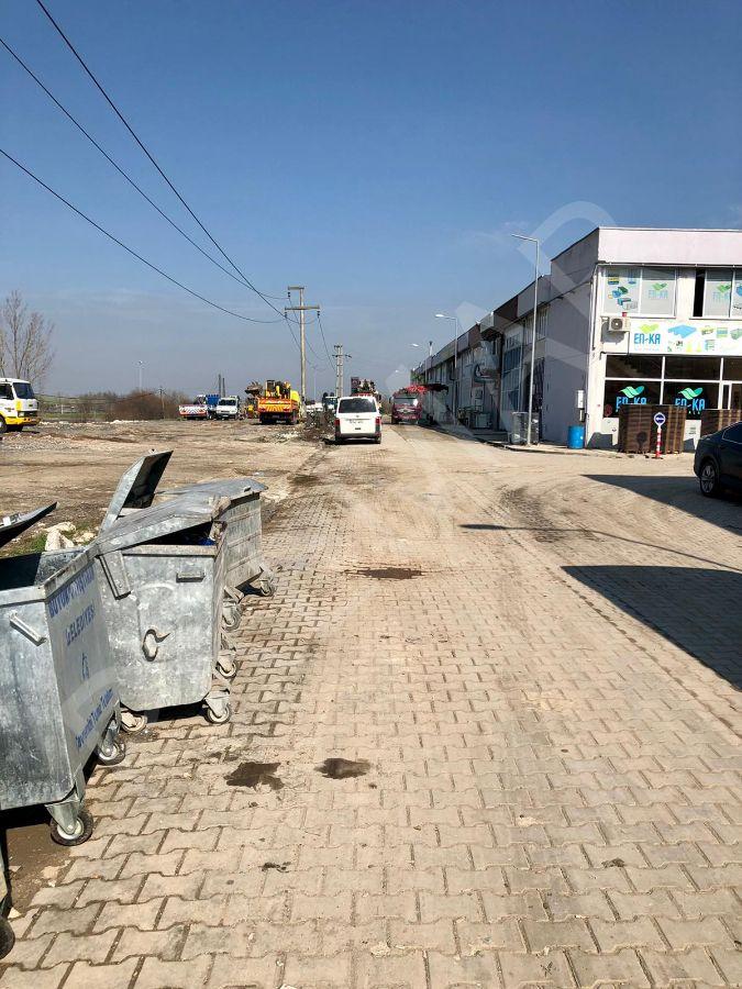 Kırklareli Lüleburgaz Büyükkarıştıran'da Satılık Asma Katlı Dükkan