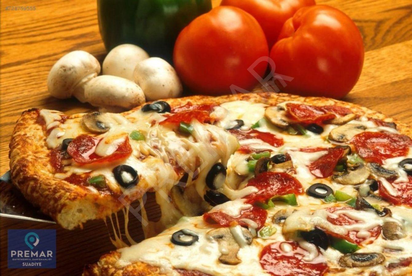 Ataşehir'de Düzenli Gelir Getiren Devren Pizza Restaurant