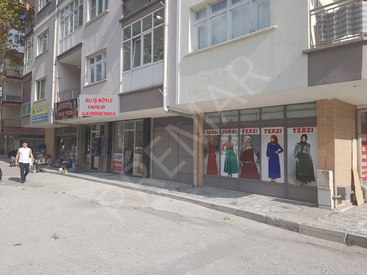 Perşembe Pazarı İçinde Hareketli Lokasyonda Kira Getirili Dükkan