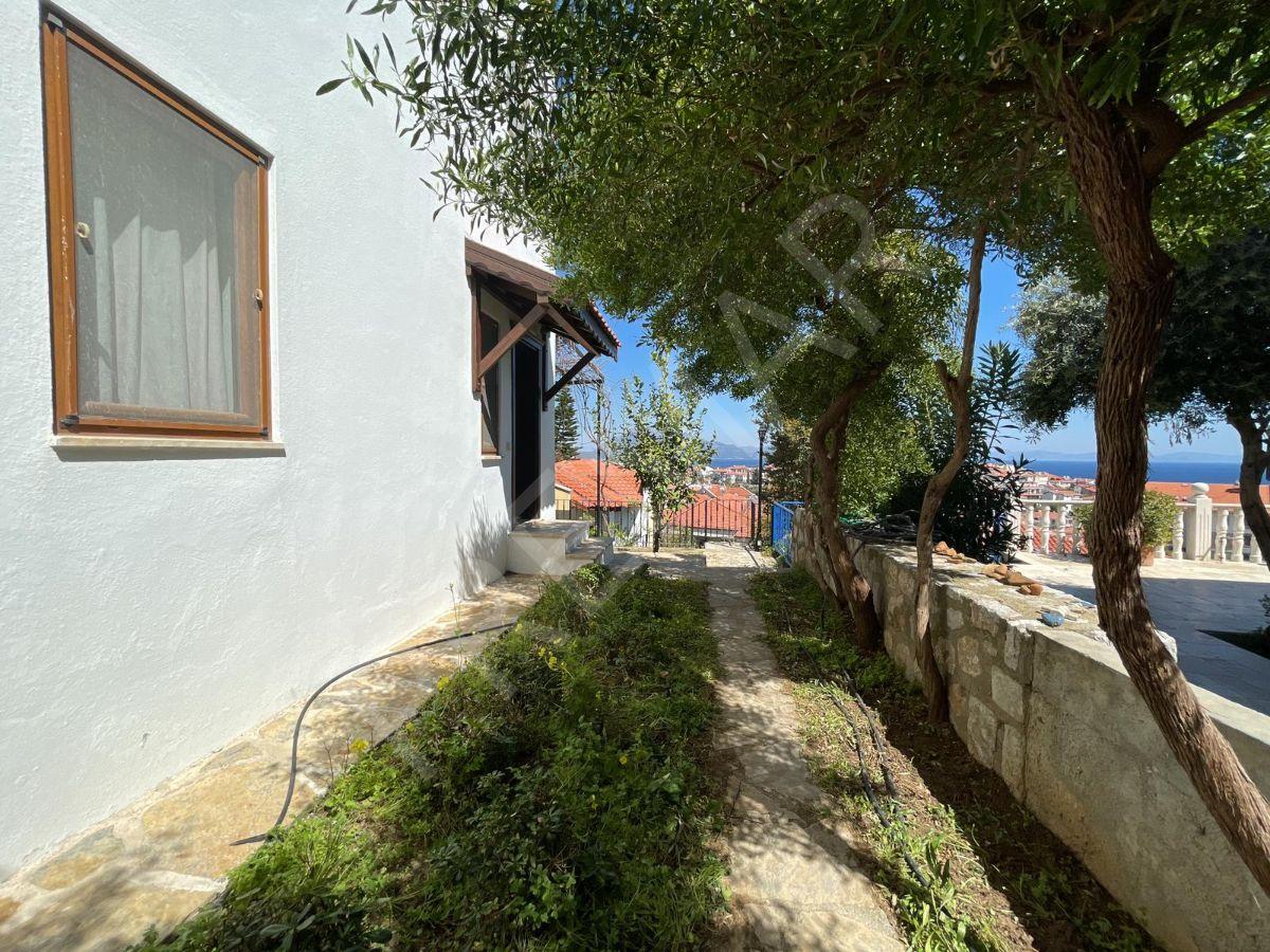 Premar Datça Lodos Mrkzde Muhteşem Manzaralı 2 Adt Havuzlu Villa