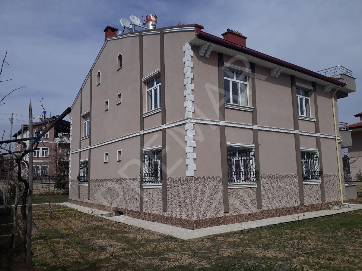 80 Binde Devri Alem Parkı Yakını,1070 M2 Arsa İçinde Müstakil Ev