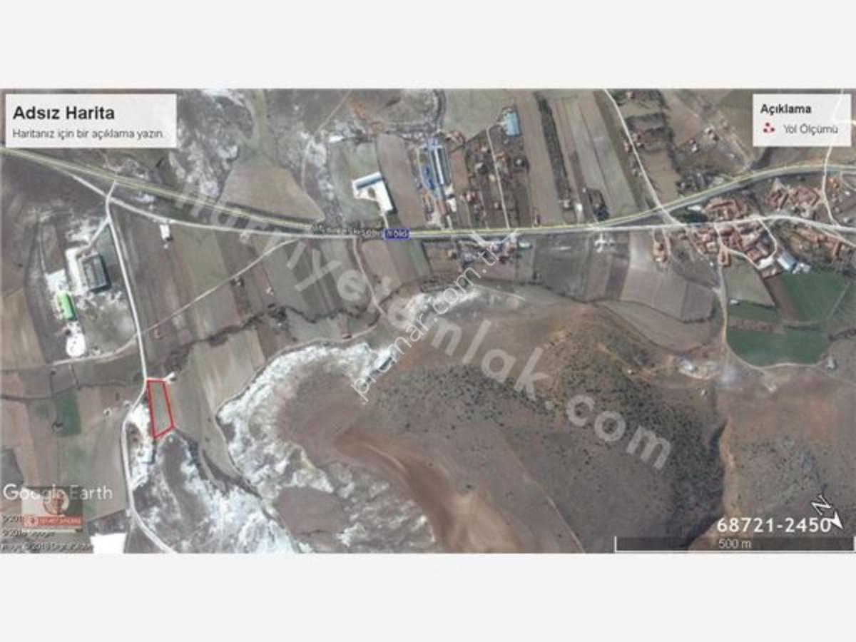 Eskişehirodunpazarı Karapazar Derbent Mahallesinde Satılık Tarla