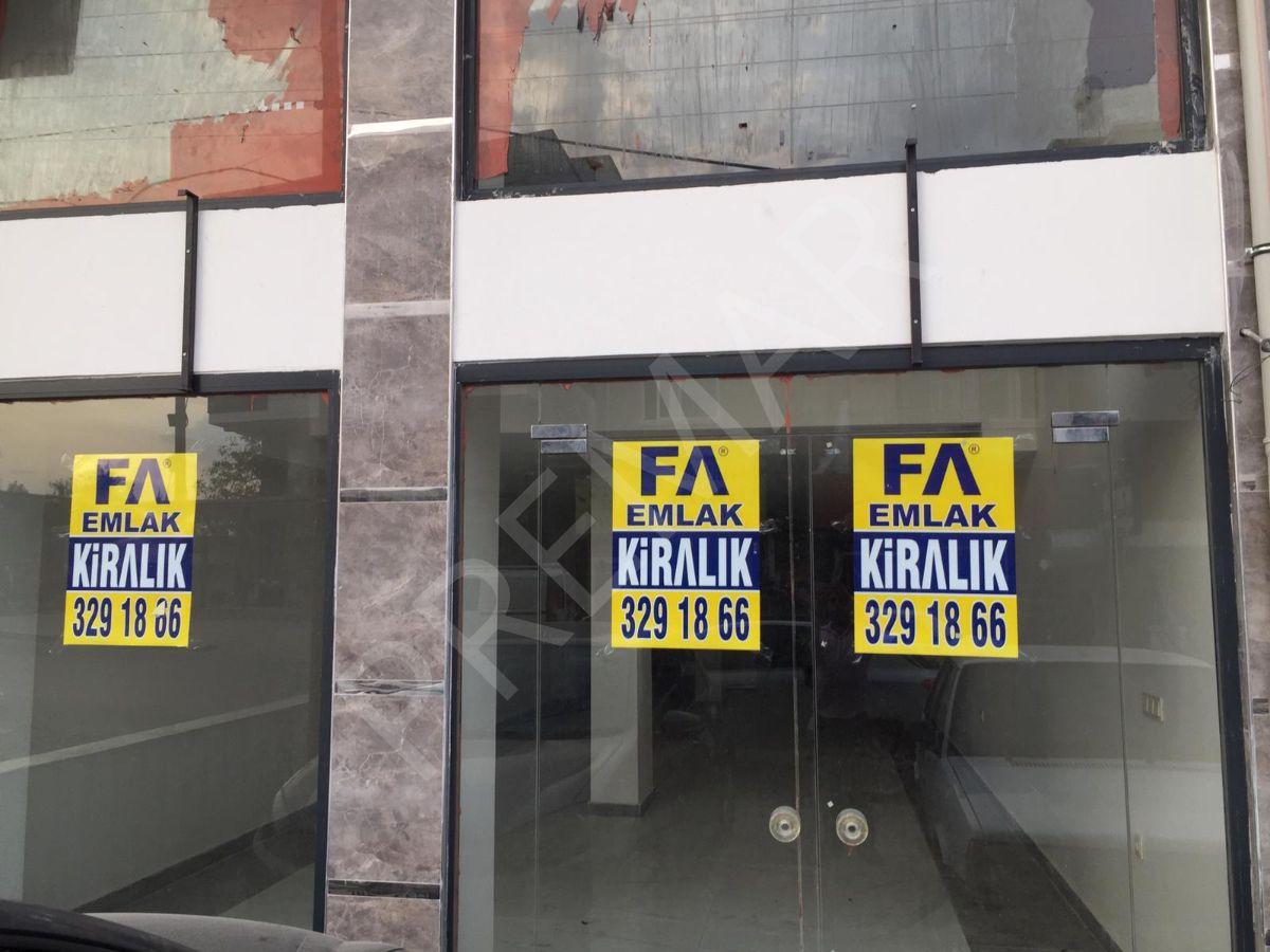 Premar Fa'dan Kuyuluk Yolunda Sıfır Masrafsız Uygun Kiralık Dükkan