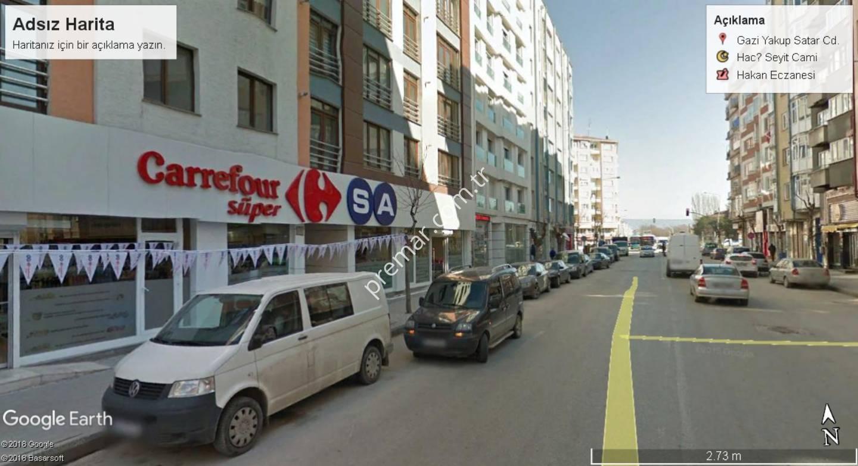 Premar Eskişehir Hikmetdinçbaş Gyd Hacıseyit Mahallesinde Satılık 3+1 Daire