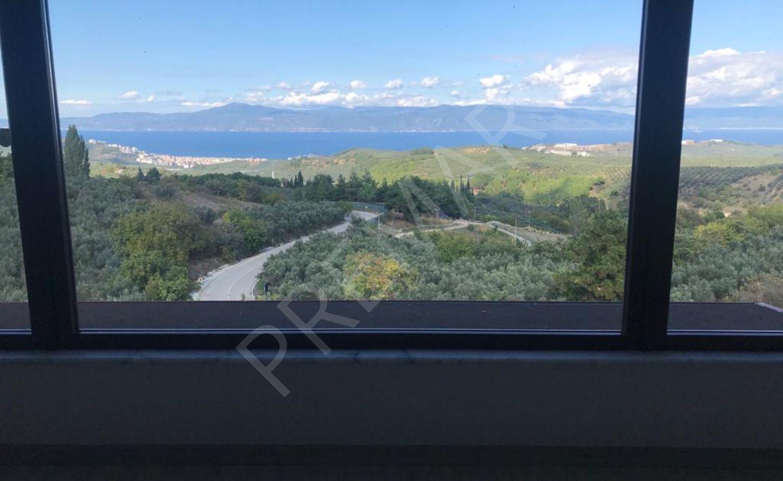 Premar D&b Den Bursa Bademli De Satılık Deniz Manzaralı Villa