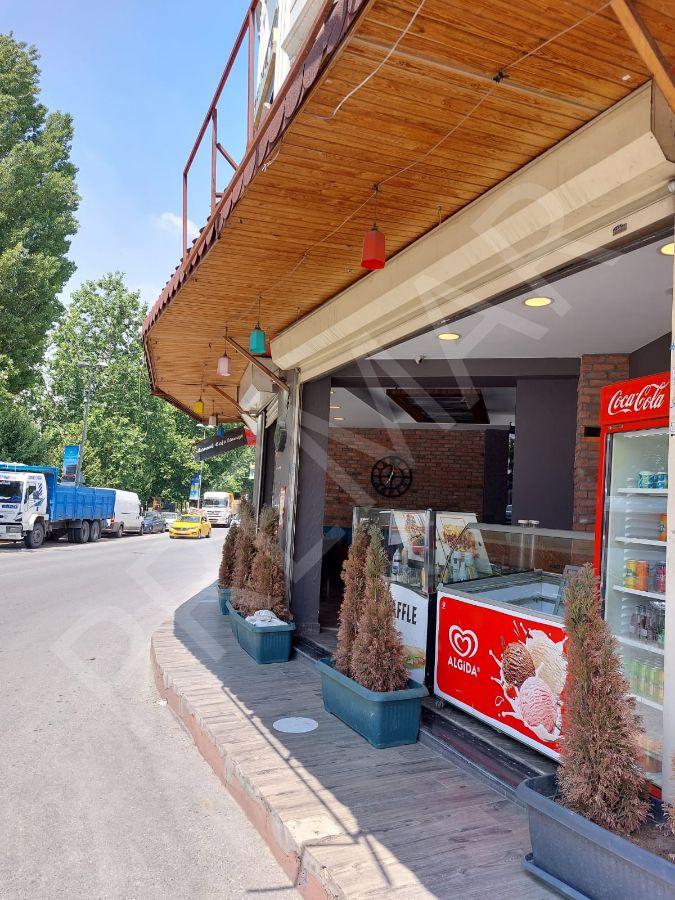 Hasköy Ana Caddede Full Eşyalı Yenilenmiş Cafe