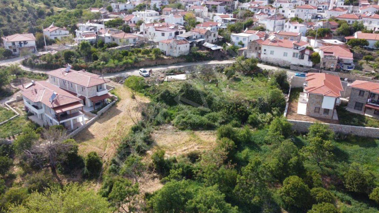 Premar Datça Karaköy Mahallesi'nde 1050m2 İmarlı Arsa