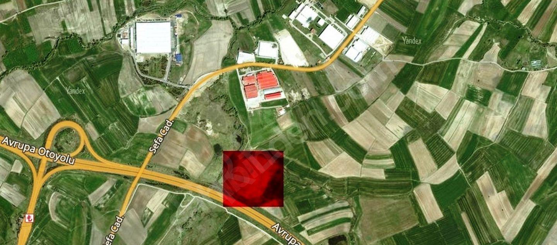 Beyazköy Sanayi İmarı Sınırında Satılık Tarla