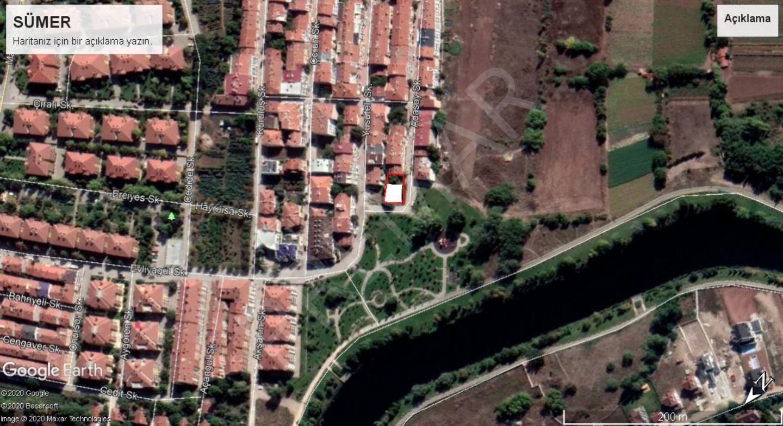 Eskişehir Odunpazarı Sümer Mahallesinde Satılık Arsa