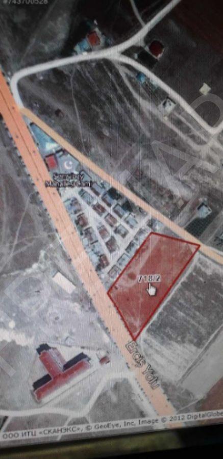 Van Erciş Yolu Üzerinde Satılık Arsalar