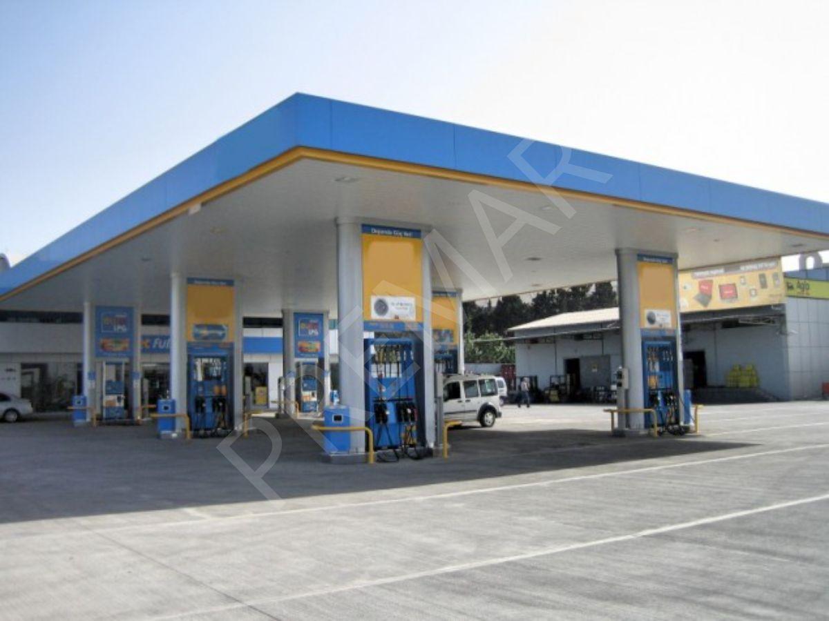 Satilik Benzin İstasyonu