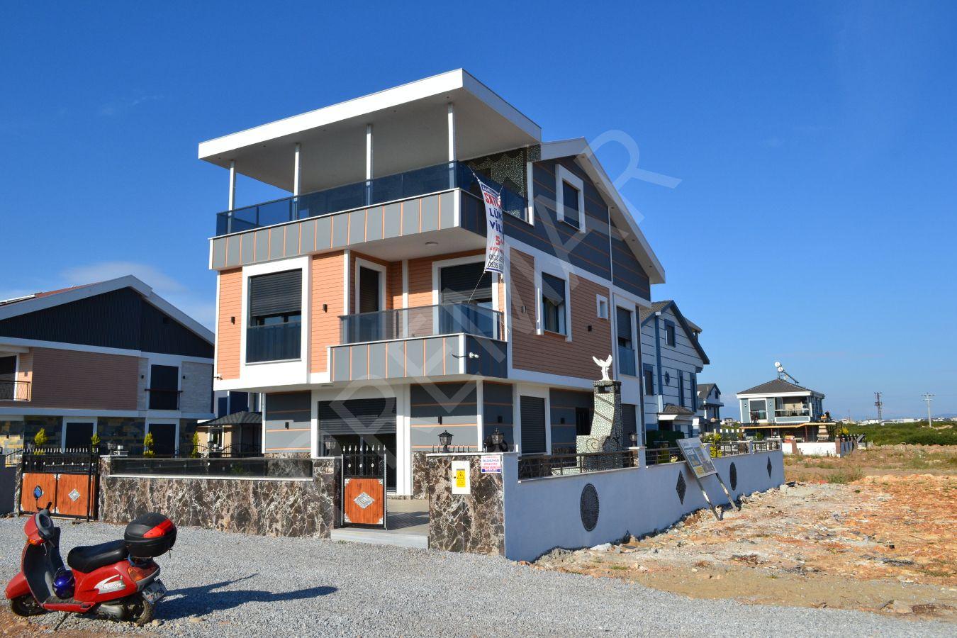 Didimde Satılık Ultra Lüks Havuzlu Villa