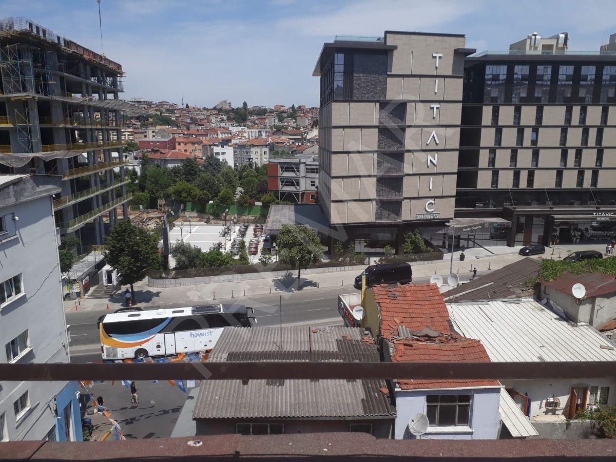 Taksim Dolapdere oteller bölgesinde satılık bina