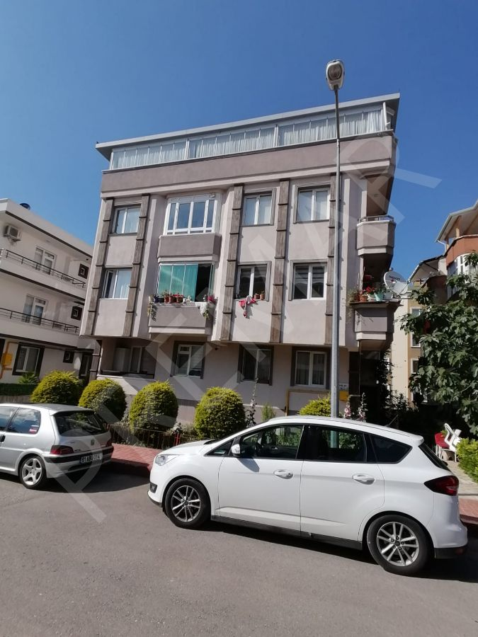 Premar'dan Cumhuriyet Mh. 3+1 Satılık Bahçe Katı Daire