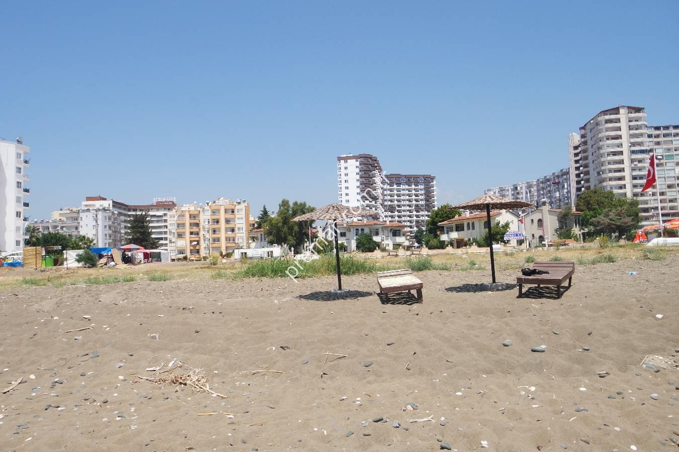 Premar Doğa'dan Tömük'te Denize Sıfır Elit Sitede Dublex Villa