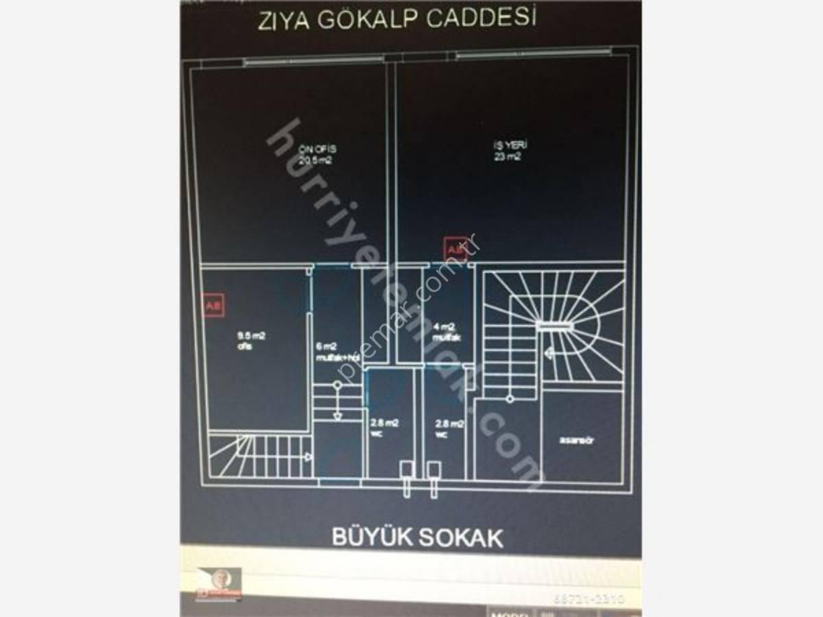 Eskişehir Odunpazarı Emek Mahallesinde Satılık 2+1 Daireler