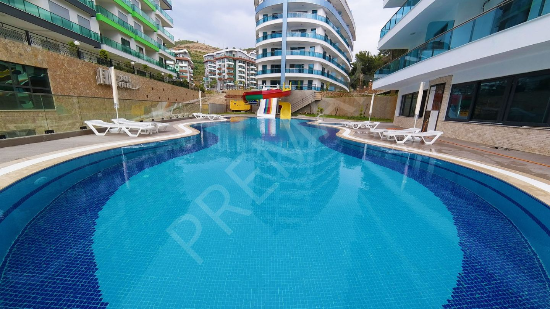 Platinum Aqua Resort 1+1 Satılık -ПРОДАЕТСЯ 1+1 РЕЗИДЕНЦИЯ Platinum Aqua Resort