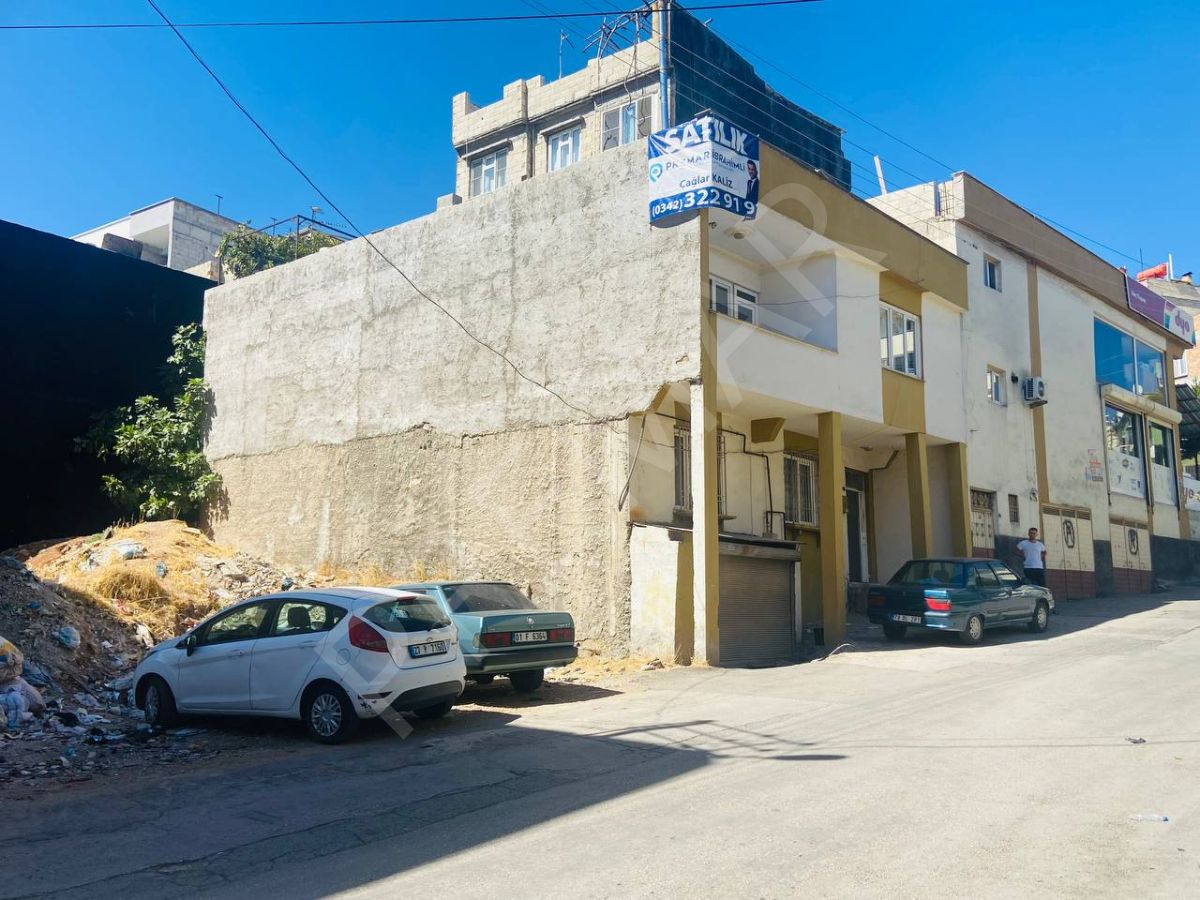 Premar İbrahimli Çağlar Kaliz'den M.sinan Mah. Satılık Müstakil Bina
