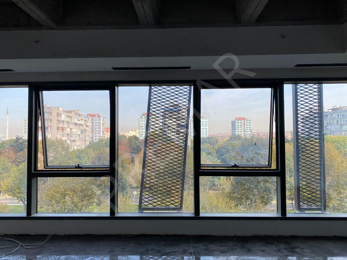Yalı Ataköy'de Kiralık Tamamlanmış Deniz Manzaralı Ofis