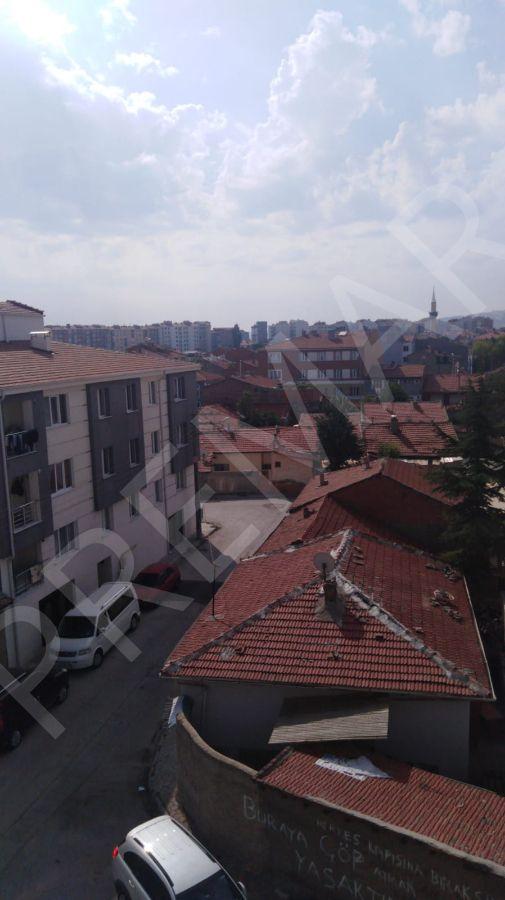 Eskişehir Tepebaşı Zafer Mahallesinde Satılık 2+1 Daire