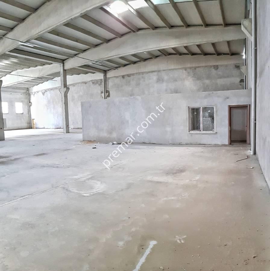 Mimiarsinan Organizede 8300 M2 Kapalı Alanlı Fabrika