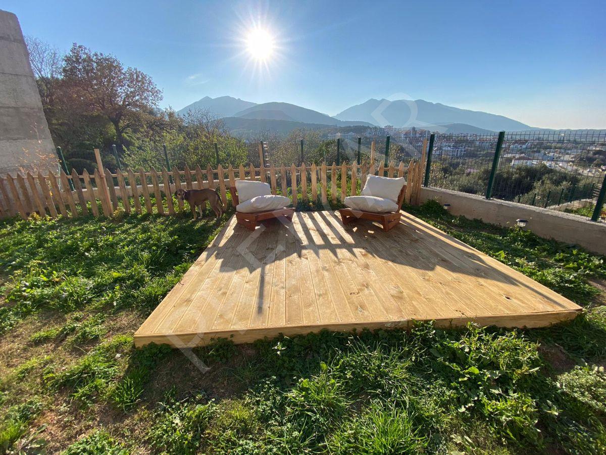 Premar Datça Merkeze Yakın Konumda 3+1 Bahçeli Daire