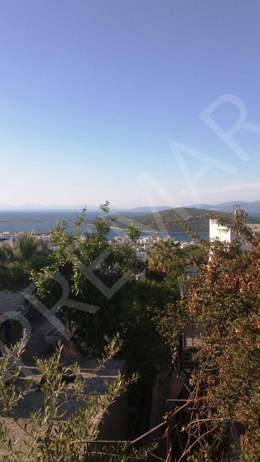 Premar Bodrum Göltürkbükü Hekimköy 'de Satılık F Tipi Villa