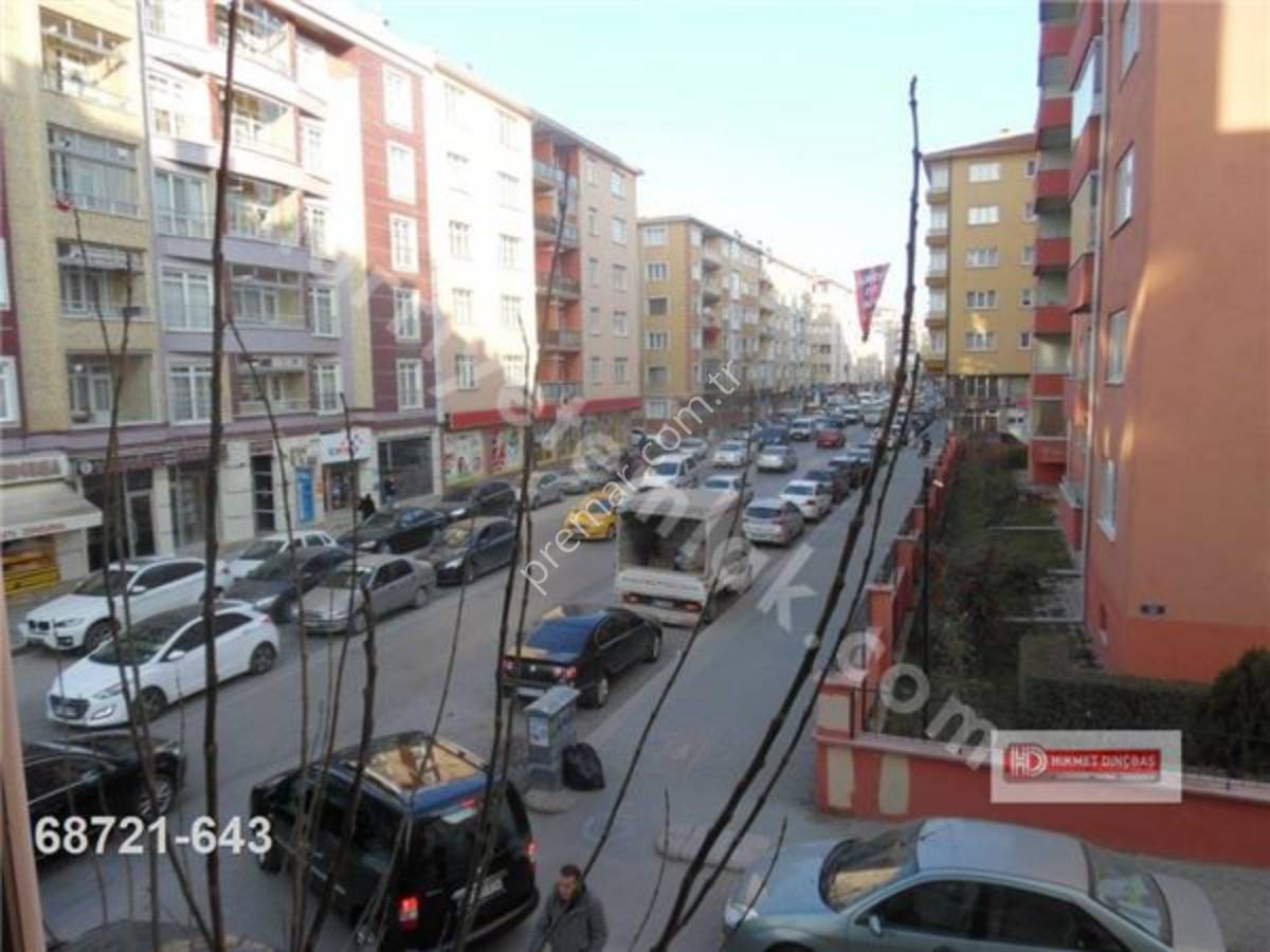 Eskişehir Tepebaşı Yenibağlar Mah.satılık Rezidans 1+1 Daireler
