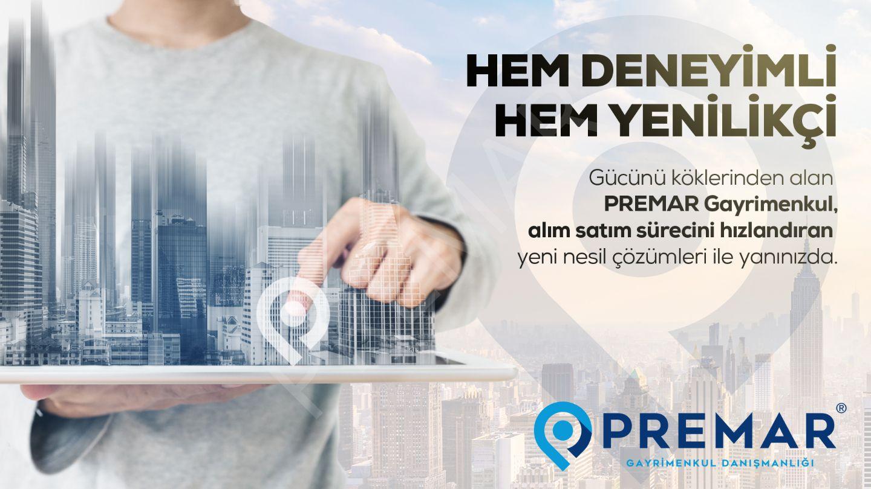 Premar Gayrimenkul'den Satılık 120 M2 Net 2+1 Lüks Daireler