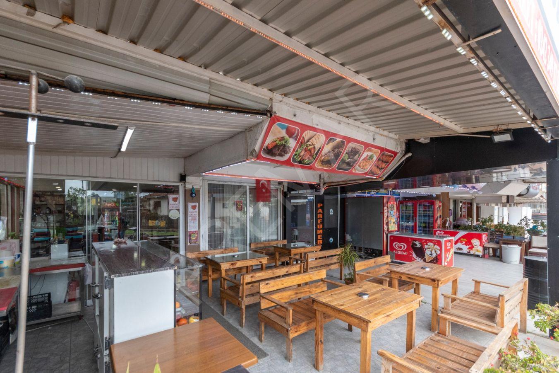Premar Adalya'dan Lara Caddesinde Satılık Dükkan